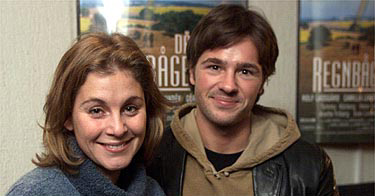 Helen and Peter in 1999